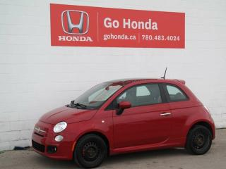 Used 2012 Fiat 500 Sport for sale in Edmonton, AB