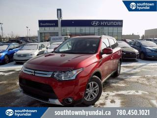 Used 2015 Mitsubishi Outlander SE/AWD/V6/HEATED SEATS/BLUETOOTH for sale in Edmonton, AB