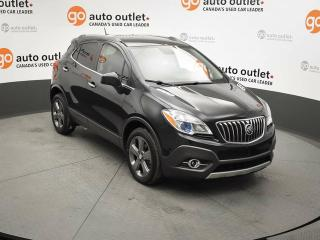 Used 2013 Buick Encore Convenience All-wheel Drive for sale in Red Deer, AB