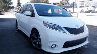 Used 2017 Toyota Sienna SE for sale in Toronto, ON