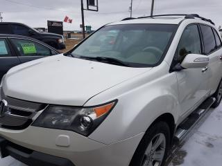 Used 2008 Acura MDX Elite Pkg for sale in Dundalk, ON