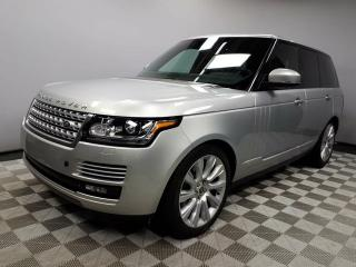 Used 2013 Land Rover Range Rover for sale in Edmonton, AB