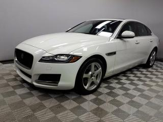 Used 2017 Jaguar XF 35t Prestige - Original Retail Price $72,581 - 4yr/80000kms manufacturer warranty included until March 31, 2021! Locally Owned and Driven | Executive Demo | Navigation | Back Up Camera | Parking Sensors | Heated Steering Wheel | Heated Front Seats | Dual  for sale in Edmonton, AB
