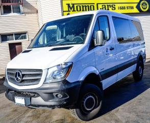 Used 2016 Mercedes-Benz Sprinter 2500! Diesel+4X4+144.3