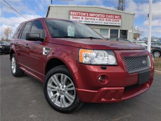 Used 2009 Land Rover LR2 HSE AWD wit NAV for sale in Burlington, ON