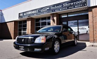 Used 2000 Cadillac DTS NO ACCIDENT LOW KMS LEATHER SUNROOF for sale in Mississauga, ON