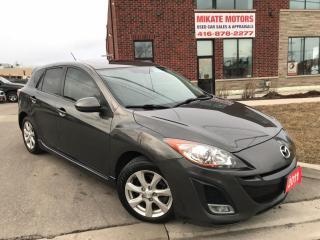 Used 2011 Mazda MAZDA3 2.3 Sport Hatchback for sale in Etobicoke, ON