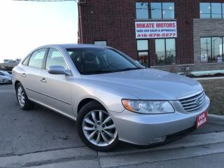 Used 2006 Hyundai Azera Limited for sale in Etobicoke, ON