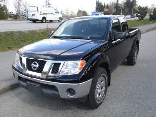 Used 2011 Nissan Frontier S for sale in Surrey, BC