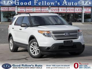 Used 2015 Ford Explorer 2.0 LITER ECOBOOST, 7 PASSENGER for sale in North York, ON