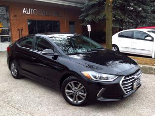 Used 2017 Hyundai Elantra SE Rear Cam Heated Wheel Low Km One Owner Cert for sale in Concord, ON