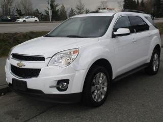 Used 2010 Chevrolet Equinox 2LT for sale in Surrey, BC