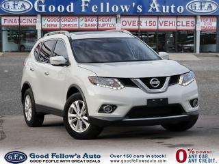 Used 2015 Nissan Rogue SV MODEL, RPANORAMA ROOF, HEATED SEATS, FWD for sale in North York, ON