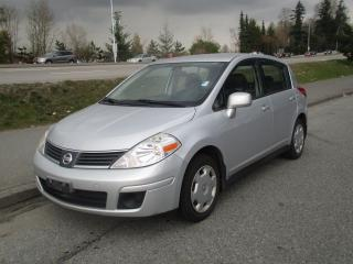 Used 2008 Nissan Versa 1.8 S for sale in Surrey, BC
