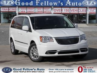 Used 2015 Chrysler Town & Country TOURING for sale in North York, ON