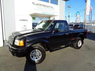 Used 2003 Ford Ranger Edge 3.0L, RWD, Reg Cab, Tow Package, New Tires for sale in Langley, BC