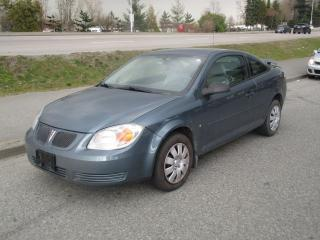 Used 2006 Pontiac G5 Pursuit for sale in Surrey, BC