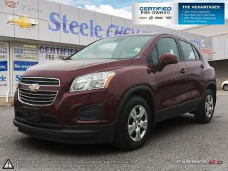 Used 2016 Chevrolet Trax LS - One Owner!!  Immaculate Condition! for sale in Dartmouth, NS
