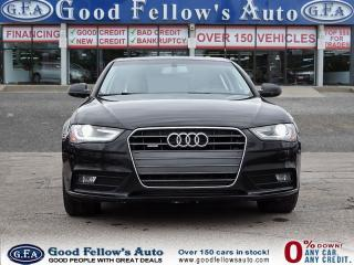 Used 2014 Audi A4 KOMFORT LINE, LEATHER SEATS, SUN ROOF, HEATED SEAT for sale in North York, ON