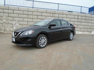 Used 2017 Nissan Sentra SV for sale in Fredericton, NB