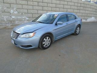 Used 2012 Chrysler 200 LX for sale in Fredericton, NB