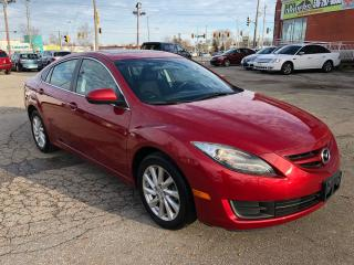 Used 2011 Mazda MAZDA6 2.5L/CERTIFIED/WARRANTY INCLUDED for sale in Cambridge, ON