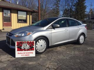 Used 2012 Ford Focus SE for sale in Glencoe, ON