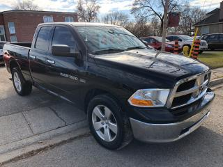 Used 2011 Dodge Ram 1500 4X4/HEMI/NO ACCIDENT/CERTIFIED/WARRANTY INCLUDED for sale in Cambridge, ON
