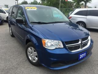 Used 2011 Dodge Grand Caravan SE for sale in St Catharines, ON