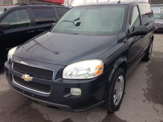 Used 2008 Chevrolet Uplander LS for sale in Oshawa, ON