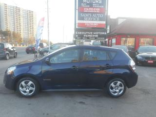 Used 2009 Pontiac Vibe Sport for sale in Scarborough, ON