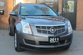 Used 2011 Cadillac SRX Premium *ONE OWNER, ACCIDENT FREE, MINT* for sale in Scarborough, ON