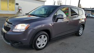 Used 2013 Chevrolet Orlando LT, 7 PASSENGER for sale in Scarborough, ON