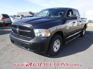 Used 2016 RAM 1500 TRADESMAN CREW CAB LWB 4WD 3.0L for sale in Calgary, AB