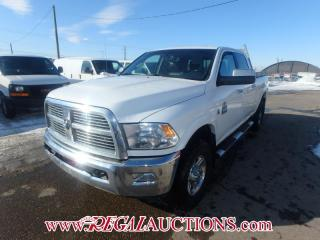 Used 2012 RAM 3500 LARAMIE CREW CAB SWB 4WD 6.7L for sale in Calgary, AB