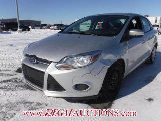 Used 2013 Ford Focus SE 4D Sedan 2.0L for sale in Calgary, AB