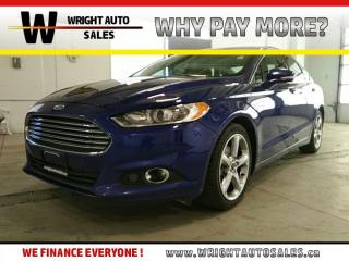Used 2015 Ford Fusion SE|SUNROOF|BACKUP CAMERA|109,117 KMS for sale in Cambridge, ON