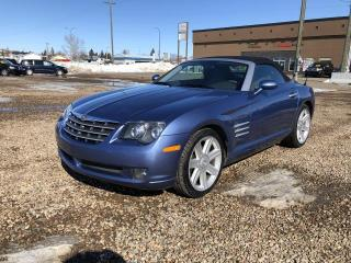 Used 2007 Chrysler Crossfire Roadster Limited for sale in Stettler, AB
