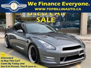 Used 2014 Nissan GT-R Premium (DCT) for sale in Concord, ON