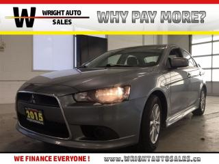 Used 2015 Mitsubishi Lancer GT |HEATED SEATS|CRUISE|81,734 KMS for sale in Cambridge, ON