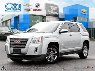 Used 2015 GMC Terrain FWD SLT-1 for sale in North York, ON