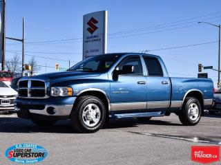 Used 2003 Dodge Ram 2500 SLT for sale in Barrie, ON