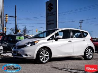 Used 2015 Nissan Versa Note SL ~One Owner ~Low Mileage ~Nav ~Surround Cam for sale in Barrie, ON