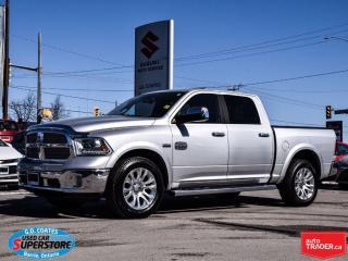 Used 2013 Dodge Ram 1500 Laramie Longhorn ~Nav ~Backup Cam ~Power Moonroof for sale in Barrie, ON