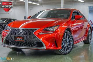 Used 2017 Lexus RC 350 F-sport for sale in Oakville, ON