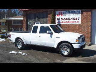 Used 2008 Ford Ranger Supercab Sport - Very Clean & Low Kms for sale in Elginburg, ON