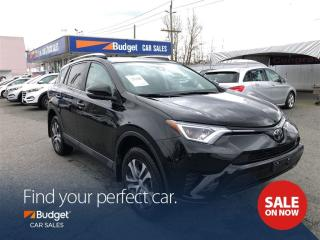 Used 2017 Toyota RAV4 LE for sale in Vancouver, BC