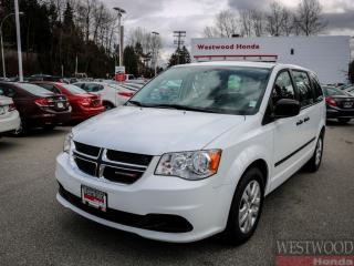 Used 2014 Dodge Grand Caravan SE for sale in Port Moody, BC