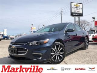 Used 2017 Chevrolet Malibu LT-NAVI-LEATHER-ROOF-GM CERTIFIED PRE-OWNED for sale in Markham, ON