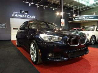 Used 2013 BMW 535 I X DRIVE / GT / NAVIGATION / M SPORT PKG for sale in North York, ON